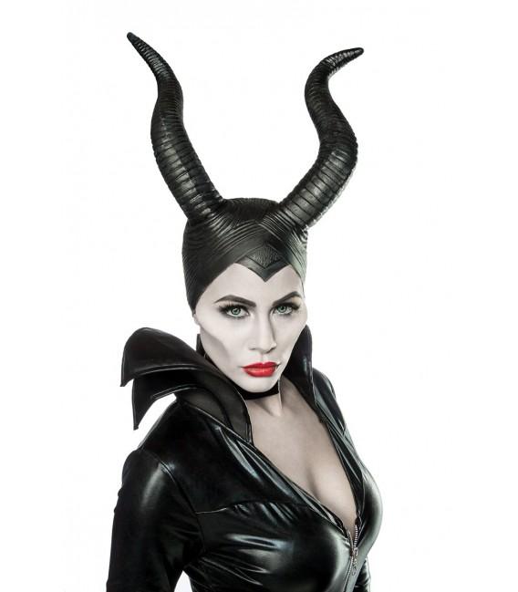 Mystisches Feenkostüm Misstress of Evil Kostüm Komplettset von Mask Paradise