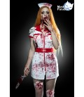 Zombiekostüm: Zombie Nurse - AT80015