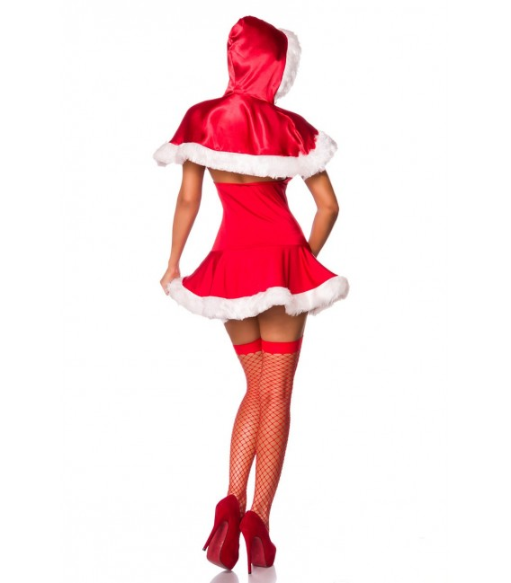Christmas Girl Kostüm von Mask Paradise