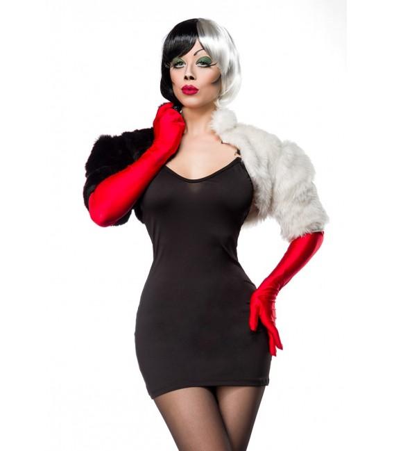 Cruel Lady Kostümset von Mask Paradise - 2 Großbild
