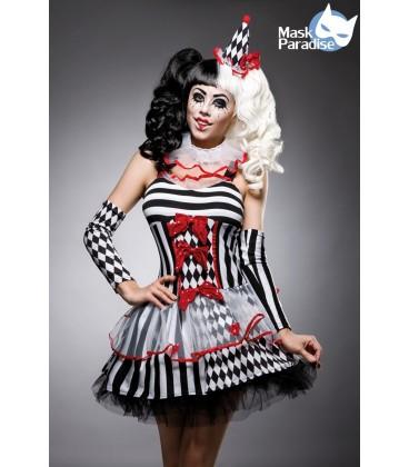 Harlekin Kostüm: Harlequin - AT80038