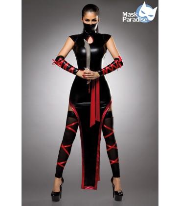 Ninjakostüm: Hot Ninja - AT80045