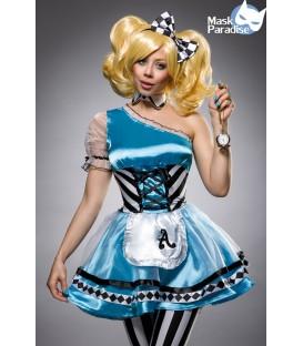 Sexy Alice Kostümset von Mask Paradise