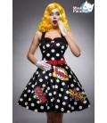 Pop Art Kostüm: Pop Art Girl - AT80055