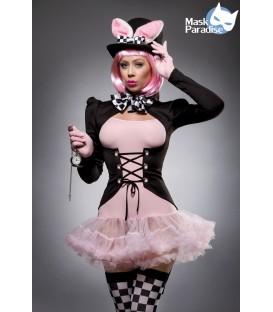 Pink Rabbit Kostümset von Mask Paradise