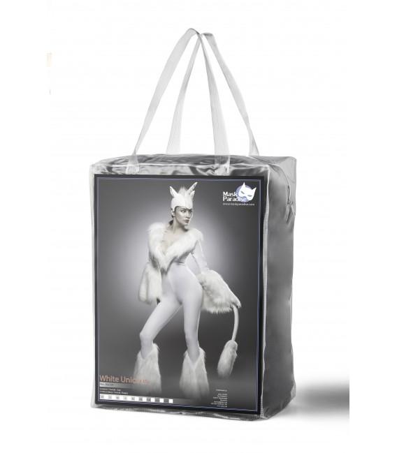 Einhornkostüm - White Unicorn Kostüm von Mask Paradise