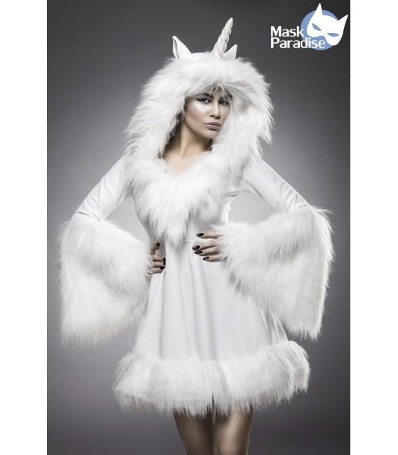 Einhornkostüm - Glamour Unicorn Kostüm von Mask Paradise
