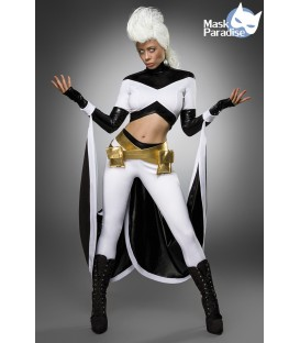 Heldinnenkostüm: Storm Heroine - AT80065