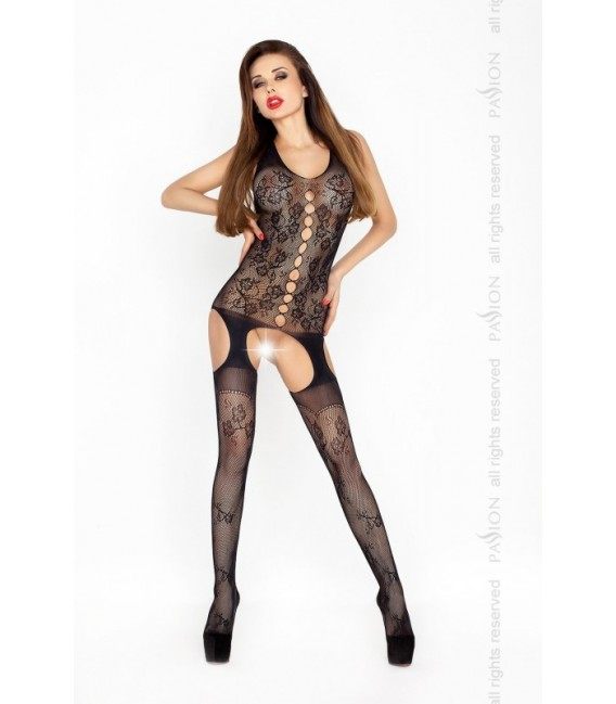 PE Bodystocking BS012 schwarz