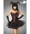 Kostümset Devil Lady - AT80091