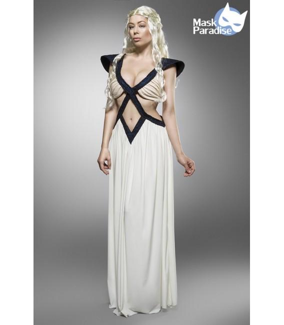 Drachenkönigin - Dragon Queen Kostümset von Mask Paradise - 1 Großbild