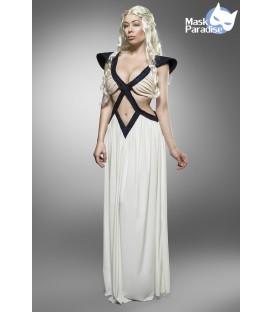 Drachenkönigin - Dragon Queen Kostümset von Mask Paradise - 1