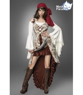 Piratenbrautkostüm: Pirate Bride - AT80103
