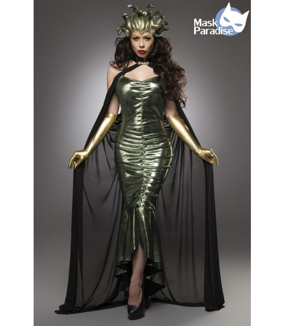 Mystic Medusa Kostüm von Mask Paradise - 1 Großbild