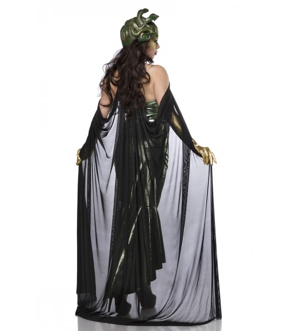 Mystic Medusa Kostüm von Mask Paradise - 2 Großbild