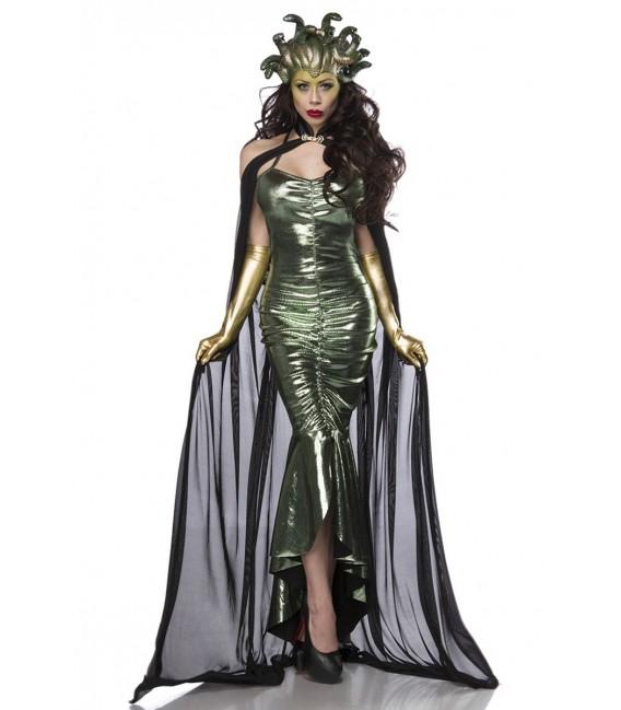 Mystic Medusa Kostüm von Mask Paradise - 4 Großbild