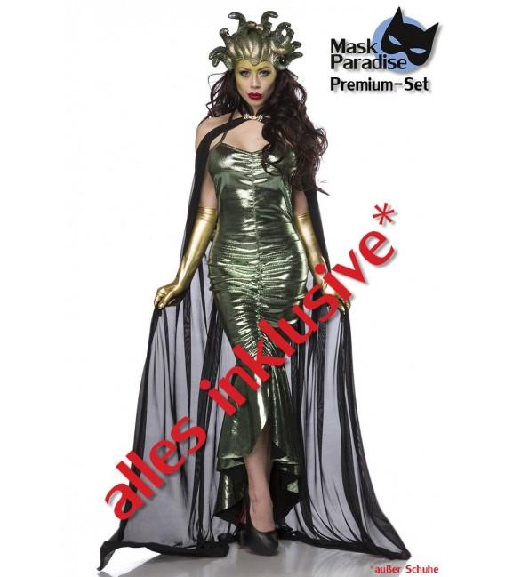 Mystic Medusa Kostüm von Mask Paradise - 5 Großbild