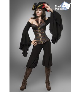 Piratenkostüm: Female Pirate - AT80120