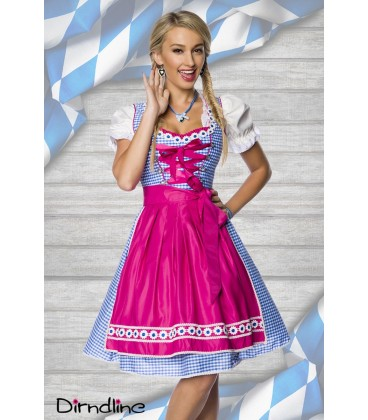 Traditionelles Karodirndl - AT70021