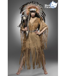 Indianerinkostüm: Native American - AT80108