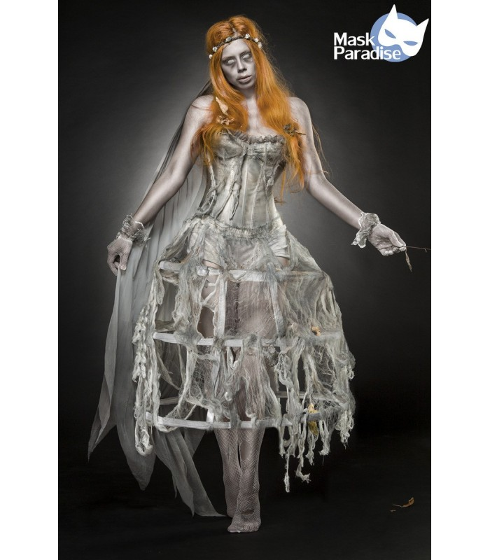 zombie bride at80076 fashionmoon. Black Bedroom Furniture Sets. Home Design Ideas