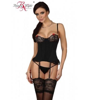 BN Shirley corset schwarz