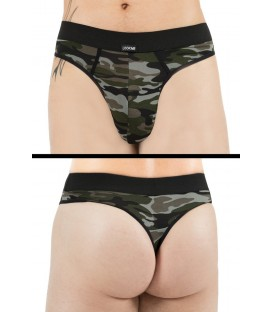 camouflage String Military 58-57 von Look Me