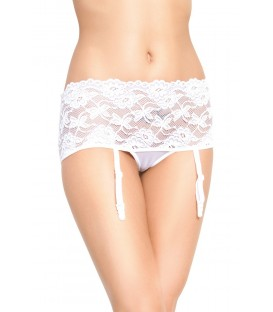 weißer String Panty 3314 von Softline