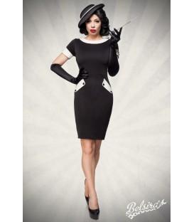 figurbetontes Vintage-Kleid - AT50097
