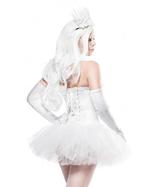 Snow Princess Kostüm Mask Paradise - AT80138 Bild 3 Großbild