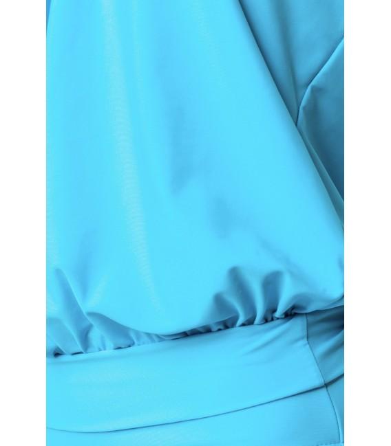 zweiteiliges Badeset Tankini hellblau - AT15203