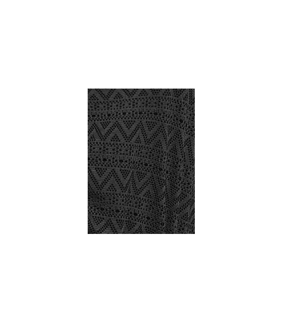 Tankini mit Spitzen-Top schwarz - AT15209