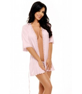 BN Marcy Dressing Gown pink