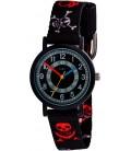 JOBO Kinder Armbanduhr Totenkopf - 45650