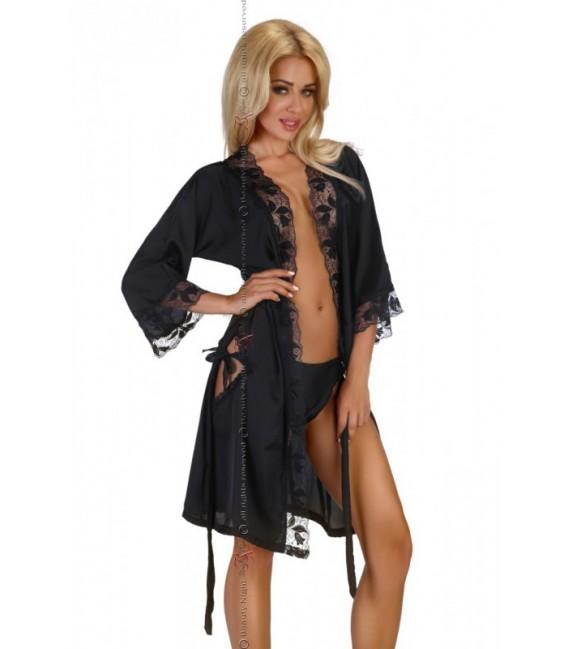 Kimono BN Ambrosia schwarz