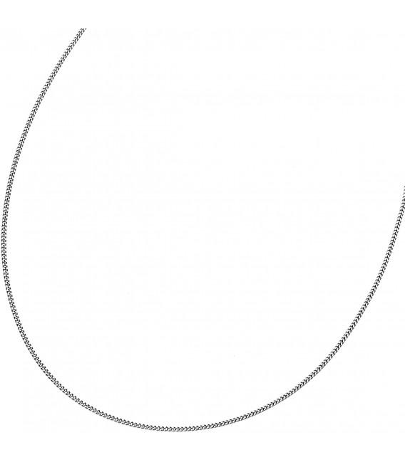 Großbild Panzerkette 925 Sterling Silber 17 mm 42 cm Halskette Kette Silberkette Bild4