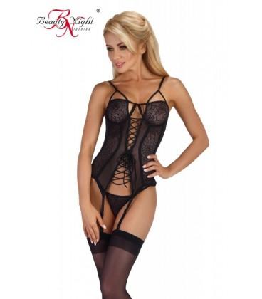 BN Henriette corset schwarz
