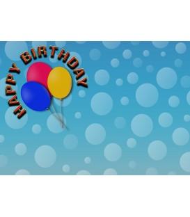 Geschenkgutschein - Geburtstag - Variante 7