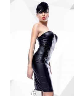 schwarzes Kleid Ellen von Demoniq Hard Candy Collection Bild 1