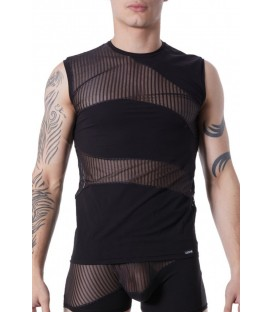schwarzes T-Shirt Shade 803-77 von Look Me Bild 1
