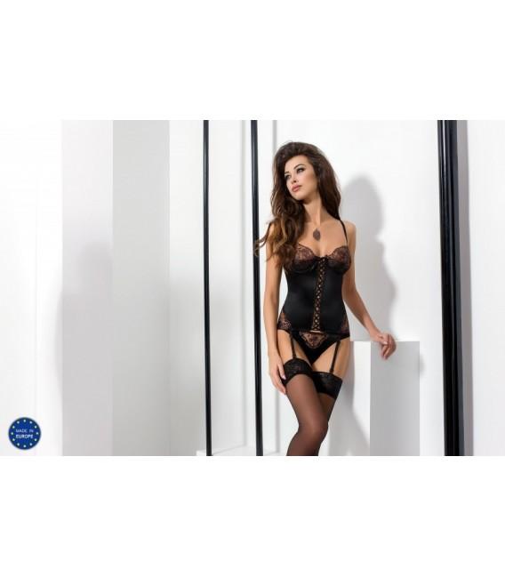 PE Brida corset schwarz Großbild