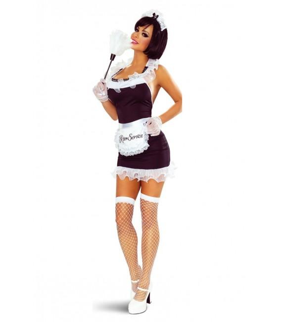 7-teiliges Maid Dress von Provocative Bild 2