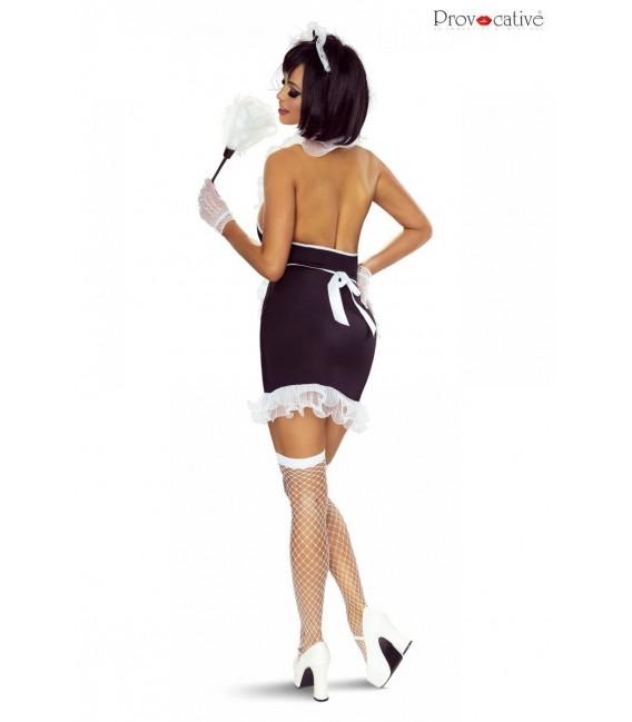 7-teiliges Maid Dress von Provocative Bild 3 Großbild