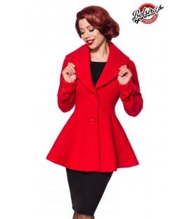 Belsira Premium Woll-Jacke rot - AT50129 - Bild 1
