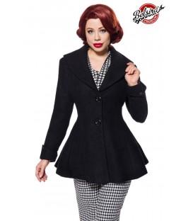 Belsira Premium Wolljacke schwarz - AT50140 - Bild 1