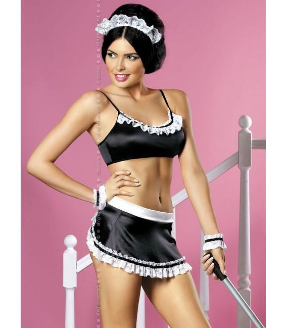 Hausmädchen Outfit Maid Bild 2