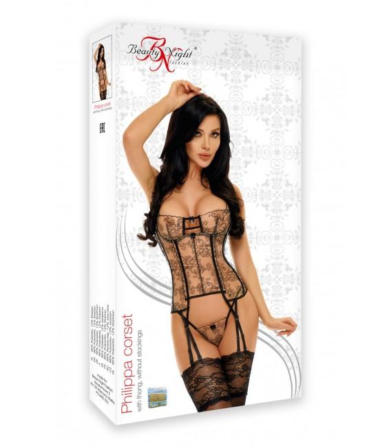 BN Philippa corset beige - Bild 7