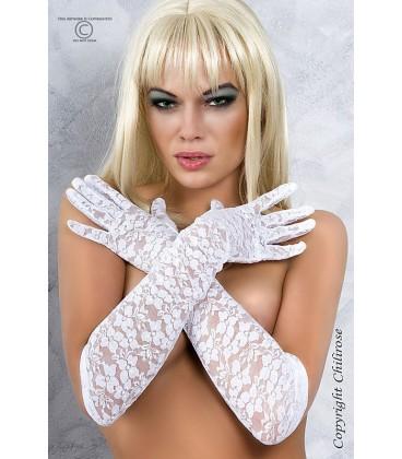 Handschuhe weiß CR3071