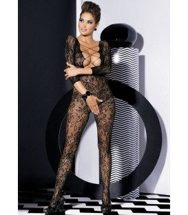 Bodystocking F200 schwarz