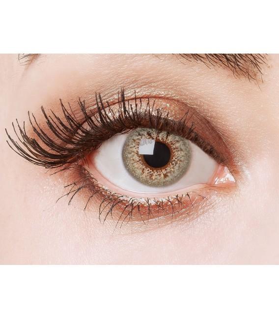 Großbild NaturalGray - farbige Kontaktlinsen ohne Stärke Bild 1